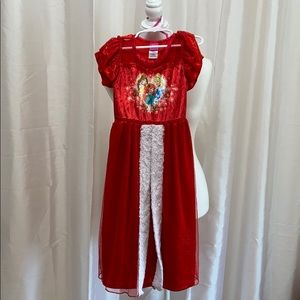Girls pajama dress